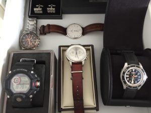 Casio GW9400-01 Casio Edifice Daniel Wellington Breitling superocean 42 Triwa