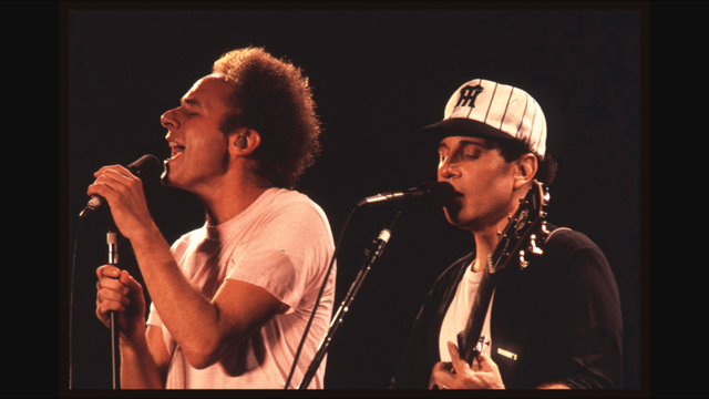 Art Garfunkel & Paul Simon Osaka