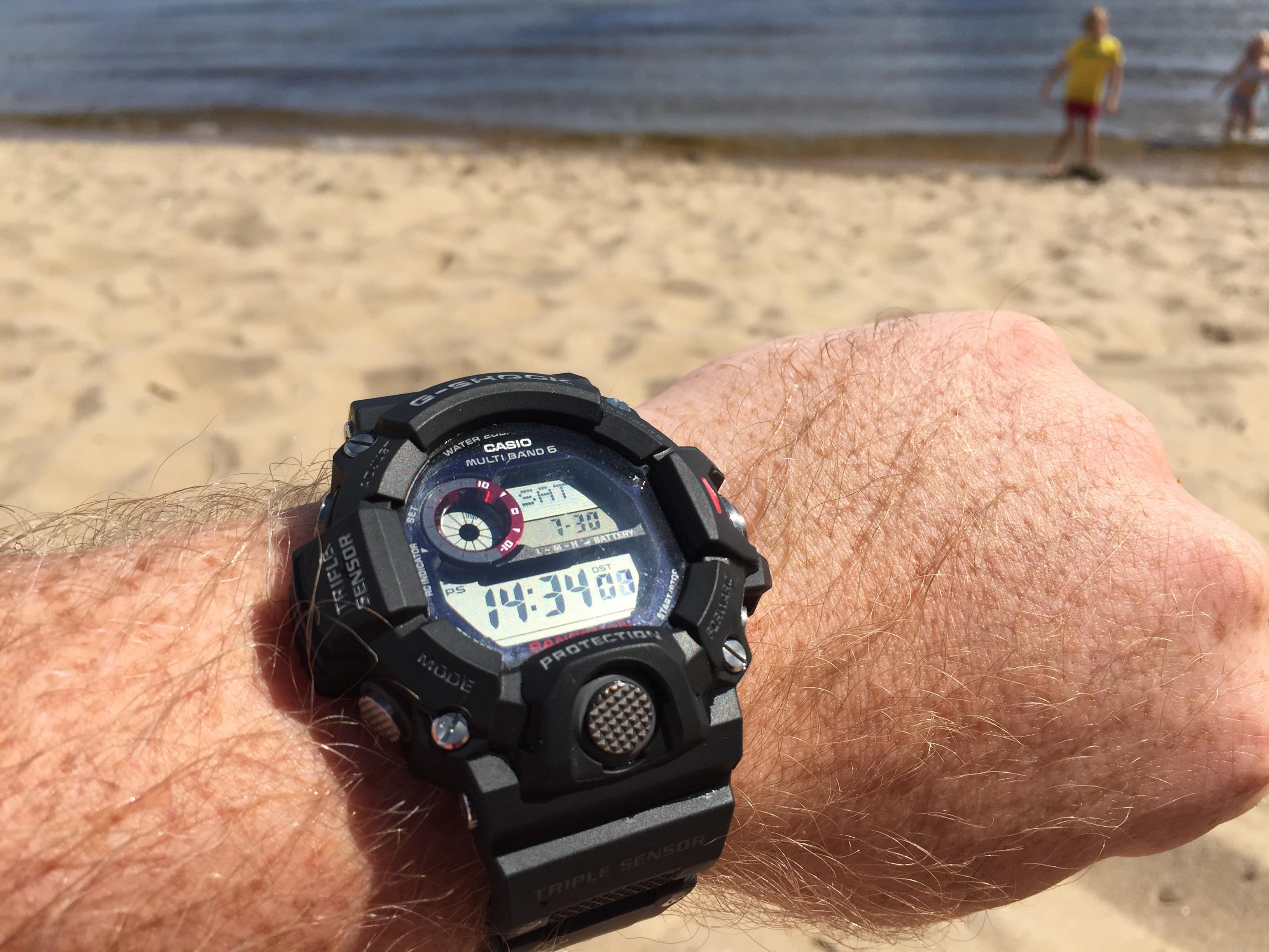 GW9400-1 on the beach