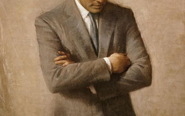 Amerikanske presidentportretter. Et bilde sier mer enn tusen ord.