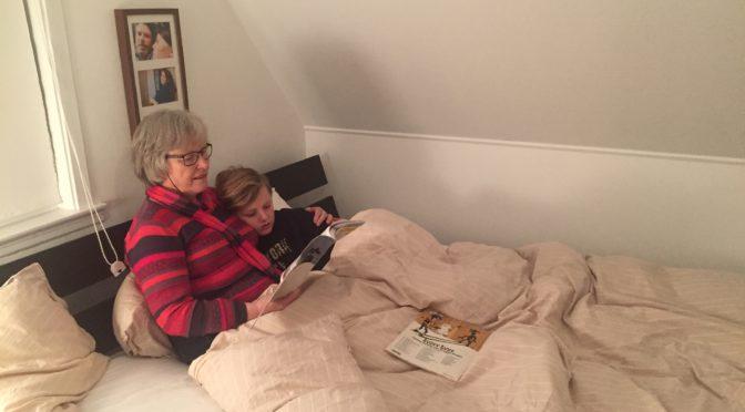 Leggetid er lesetid