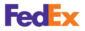 fedex arrow in logo