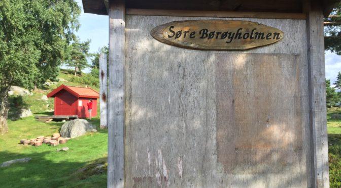 Søre Børøyholmen