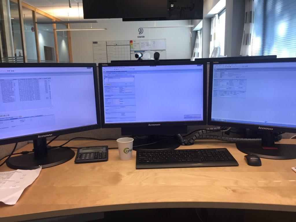 SAP Stavanger Lyse Norge Norway