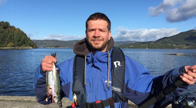 Pesca na Noruega