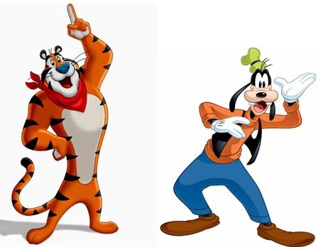 goofy tony the tiger brothers art babbitt quartet film disney pictures jolly green giant