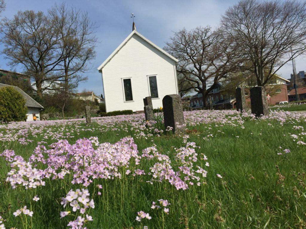Riska gamle kirke gravplass gravlund hommersåk