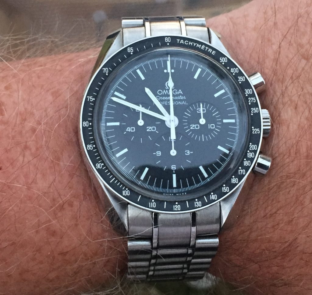 Omega Speedmaster professional profesional Moonwatch simplicity compicated perfect