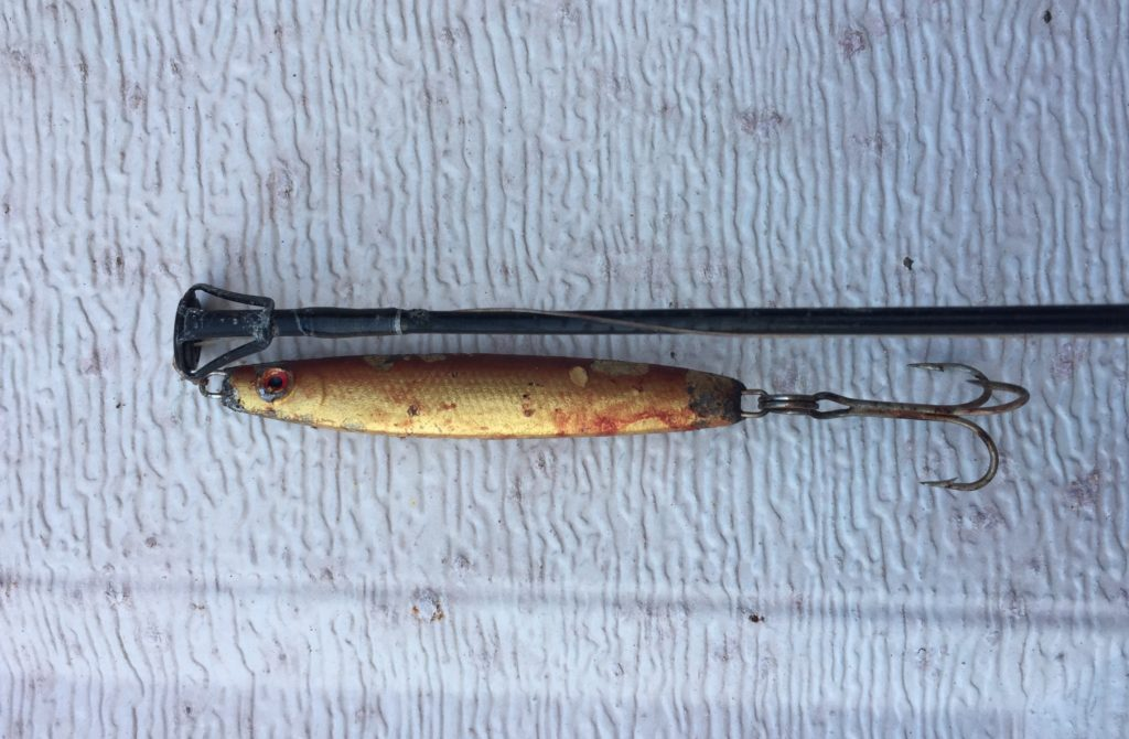 Sluk til å fiske sjøørret sjø ørret sjøaure agn åte