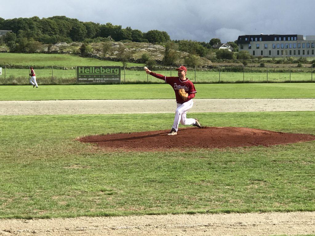 Oslo pretenders baseball Club Norway stikkball Norge