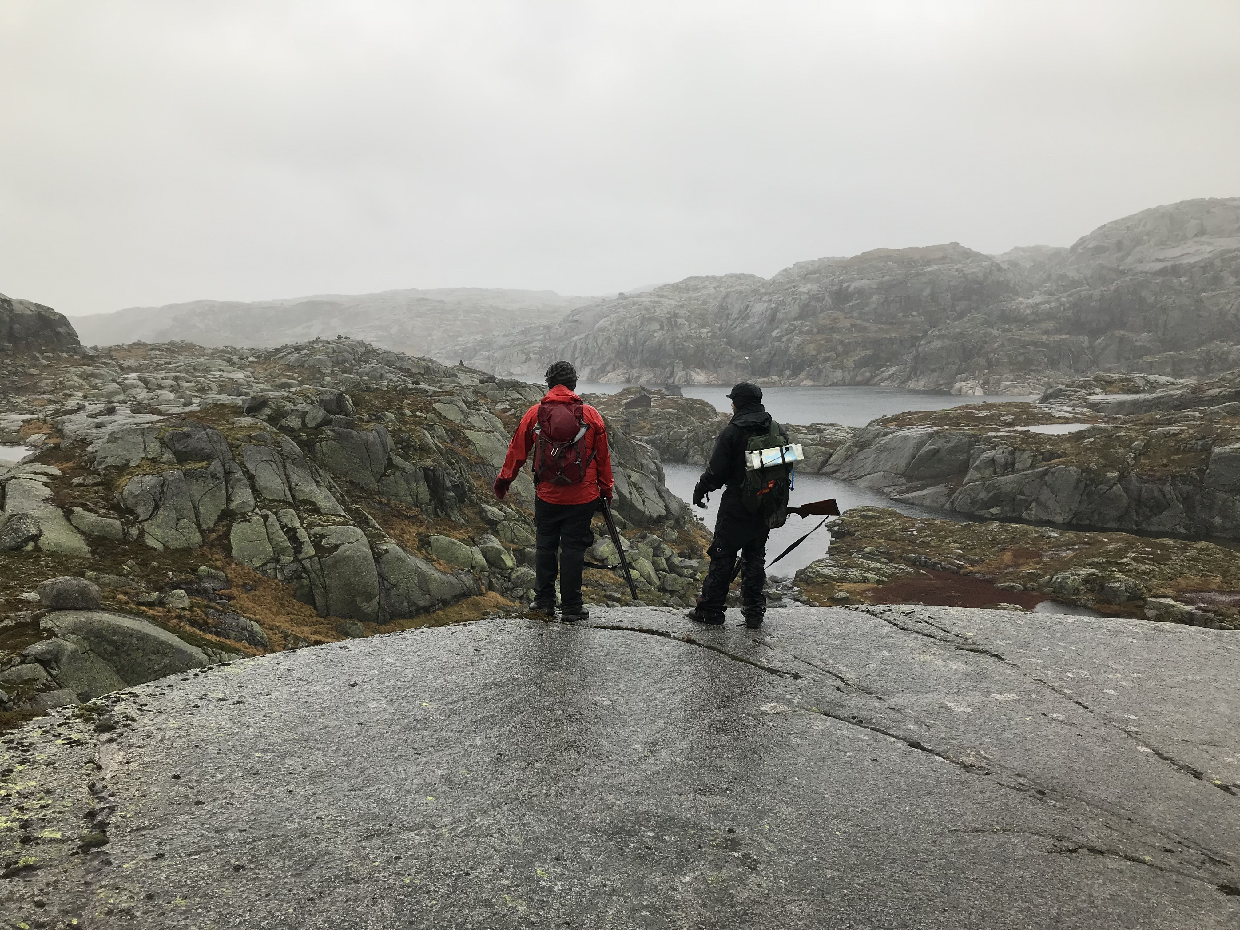 Blåfjell hytte Blåsjø jakt rype rypejakt
