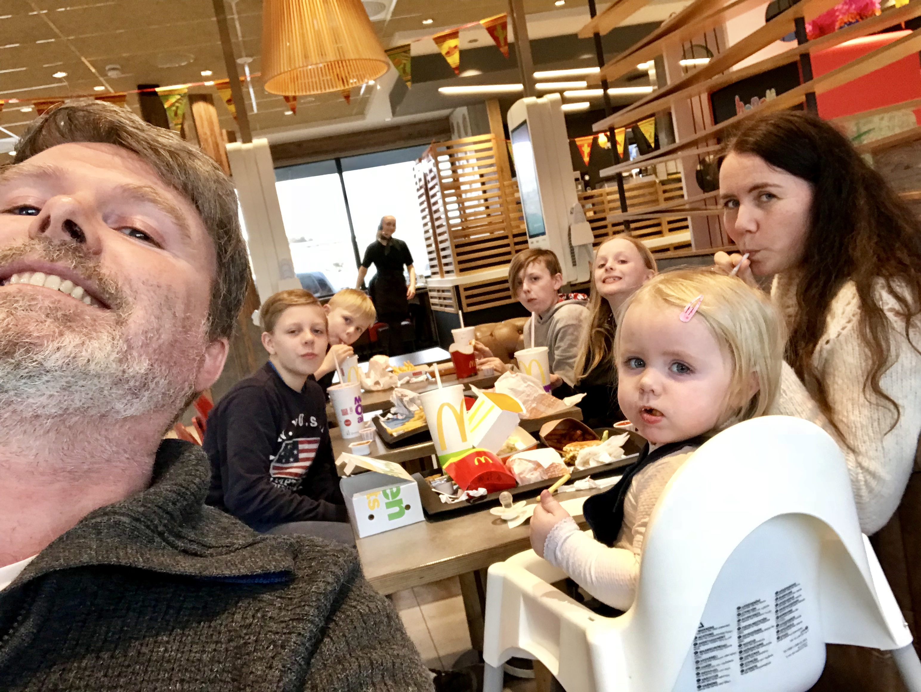 Mcdonalds Leirvik Stord
