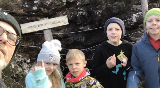 Gullgruvene på Bømlo