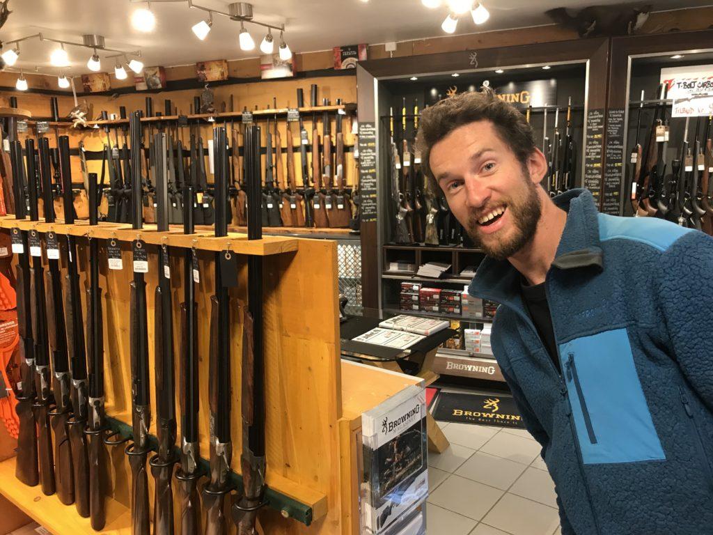 Våpensmed våpen børse butikk Nubben jakt fiske natur utstyr Bryne Stavanger Rogaland