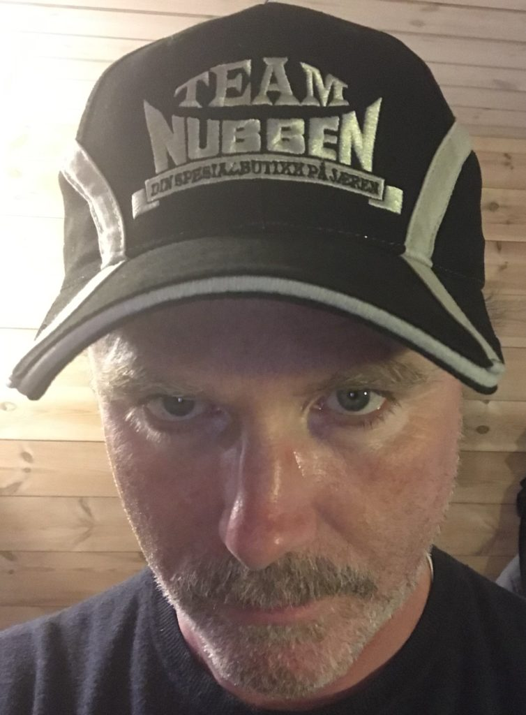 Team Nubben oficial caps