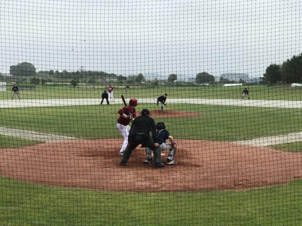 Norgesmesterskap baseball sola Sandnes Stavanger NM veko NRK 2019 w 2020 Oslo pretenders vs Kristiansand suns
