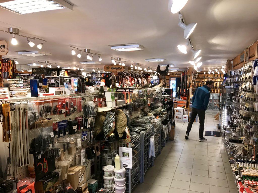Nubben jakt fiske natur utstyr Bryne Stavanger Rogaland