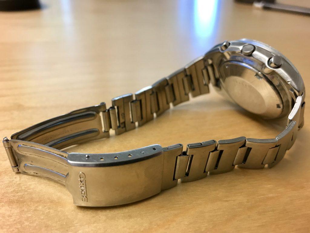 Seiko Klokkereim klokke lenke H-bracelet h bracelet original 3198 6002 nonstelux stelux