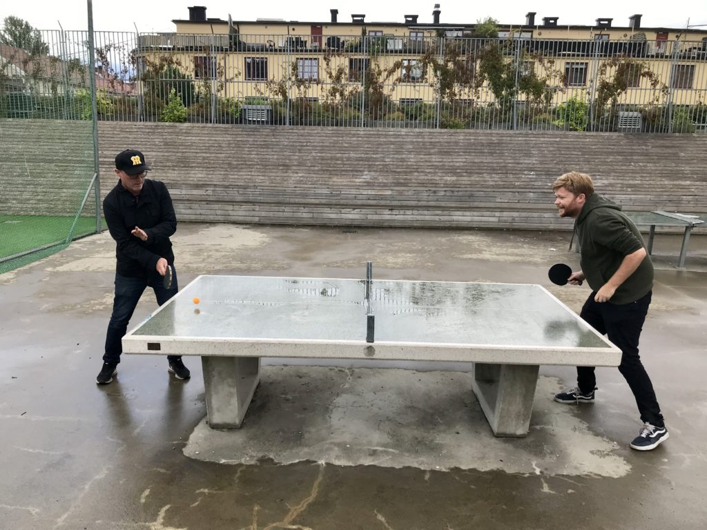Ping pong pingpong bordtennis tavle tennis Oslo st hans haugen norway