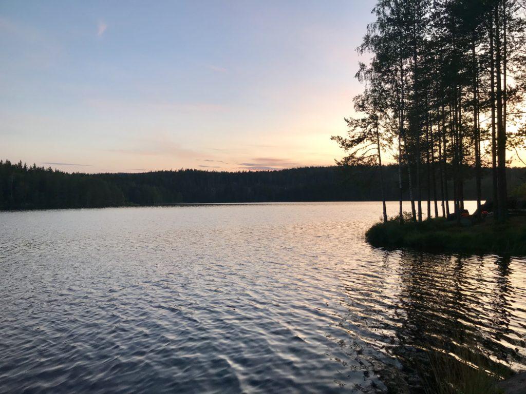 Øyungen storholmen Maridalen fisketur Nordmarka fisk Oslo