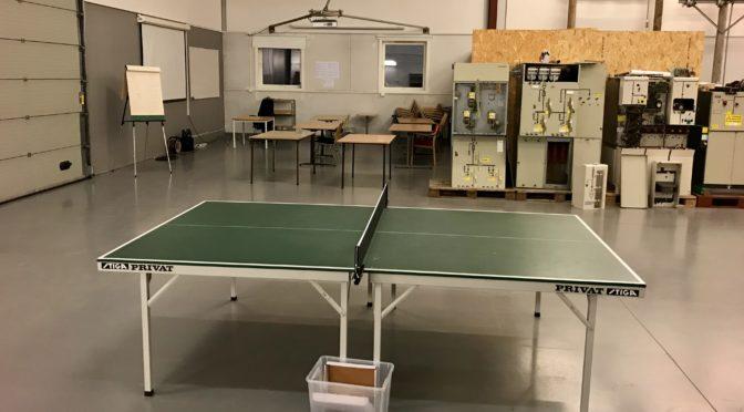 Møte: Testing av utstyr på PO 4600196646