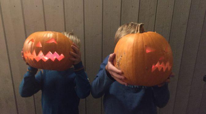 Halloween Halsne style