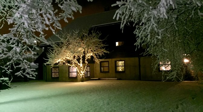 Da snøen kom