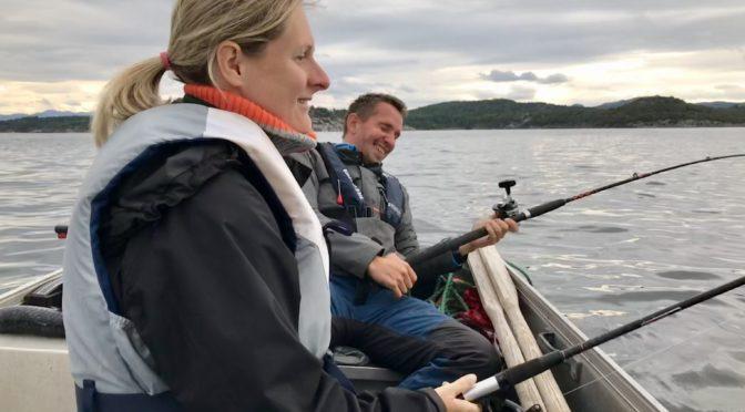 Bunnfiske i Boknafjorden