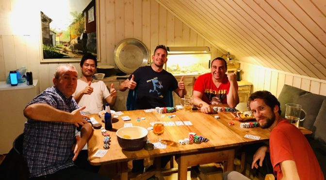 Bungalow bad boy poker party