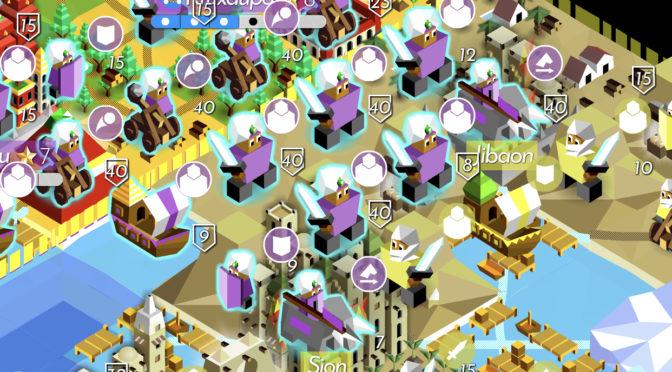 Det ultimate Episke Polytopia slaget
